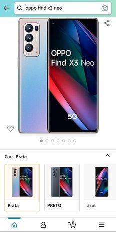 Oppo find x3 neo NOVO
