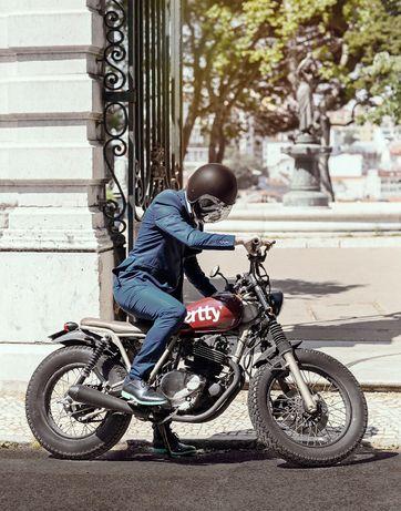 Cafe Racer - Suzuki GN 250