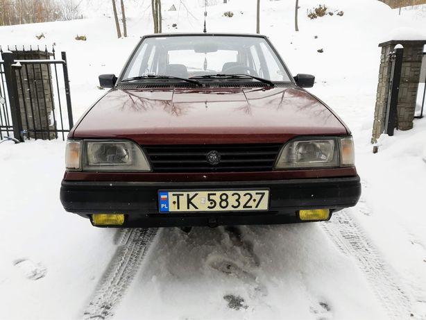 Polonez caro 1.6 benzyna + gaz 1 wlasciciel salon kielce rarytas prl
