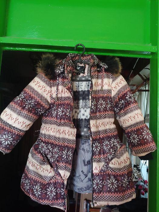 Куртка зимняя 128р Запорожье - изображение 1