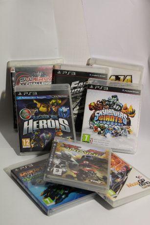 Jogos Variados de PS3 [8 a 12€)