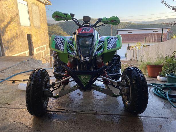 Kawasaki kfx 400