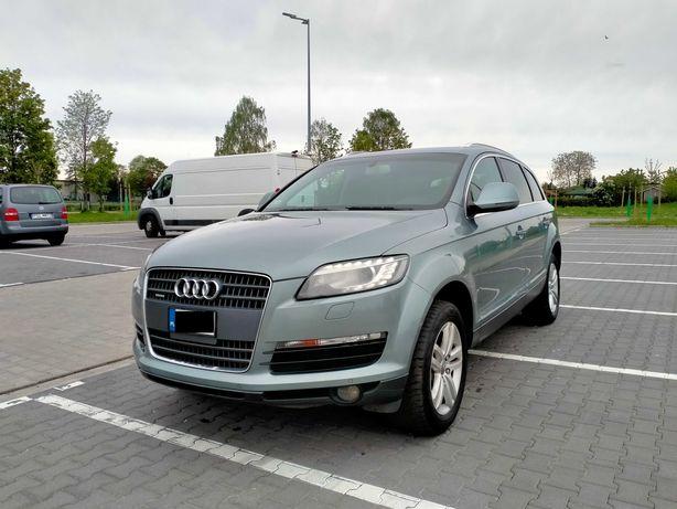 Audi Q7 3.6 V6 Benzyna 7 osób 4x4 Bez Pneumatyki Zamiana Panorama Dach