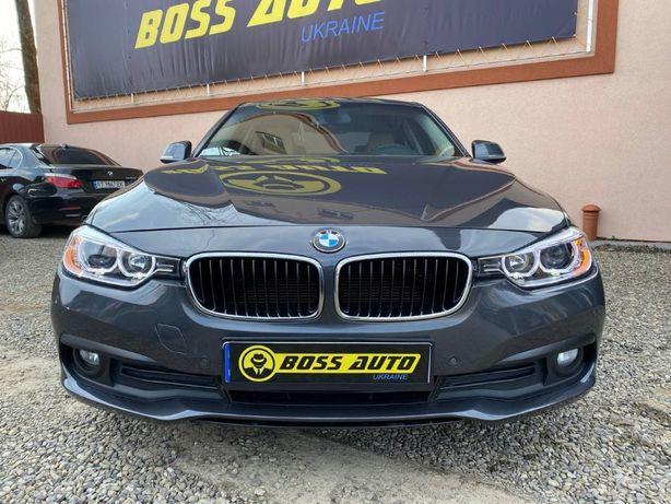 BMW 320 2016 року