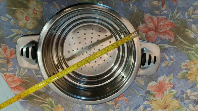 Посуда для приготовления на пару