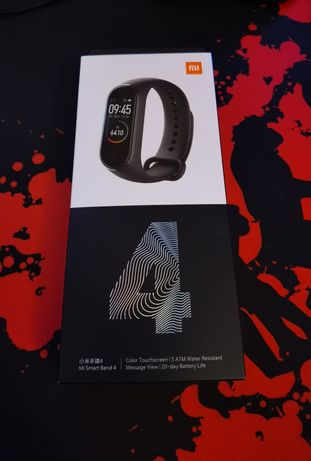 Xiaomi Miband 4 Nova