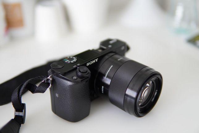 Sony A6000 z wymienną optyką BODY BEZ OBIEKTYWU