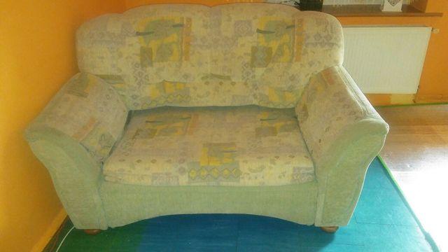 Łóżko sofa dwuosobowa