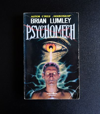 Psychomech - Brian Lumley