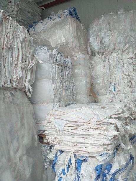 BIG BAG BAGI BEGI worki bigbag używane i nowe 80x80x170 cm