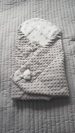 Rożek niemowlęcy miękki