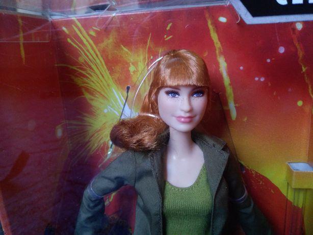 Barbie lalka Claire Jurassic World Mattel
