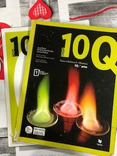 livro quimica 10 ano