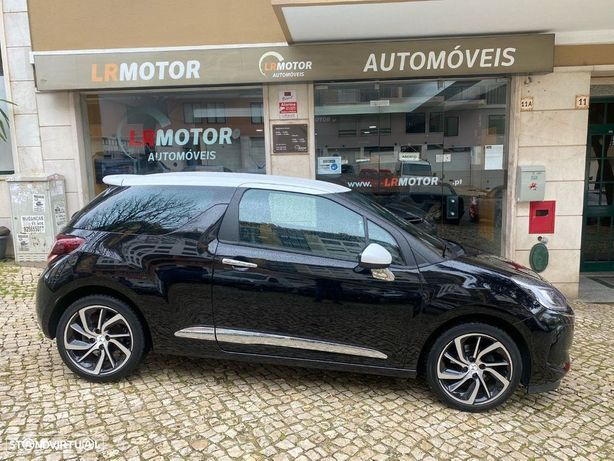 DS DS3 1.6 BlueHDi Sport Chic