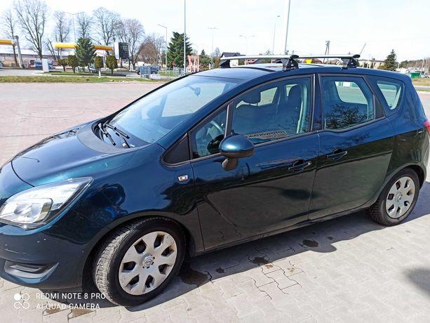 Opel Meriva Benzyna/Gaz Bogate wyposażenie