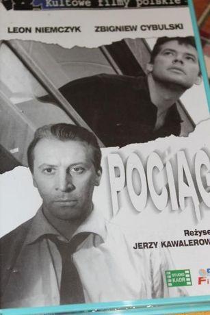 VHS film Pociąg i Oniegin kaseta wideo