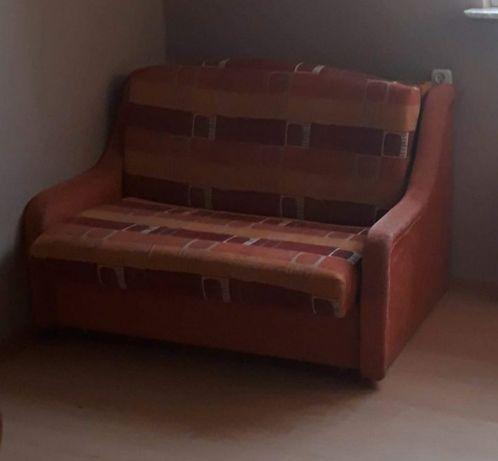 Łóżko, kanapa dwuosobowa