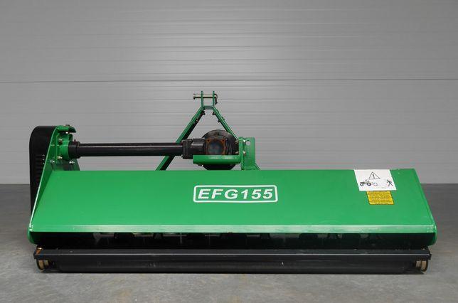 Włoska kosiarka bijakowa GEO EFG 155