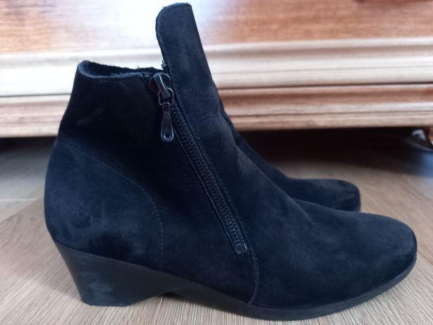 Arche кожаные ботинки шкіряні черевики 37 р. 24,3 см