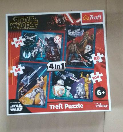 Puzzle Star wars