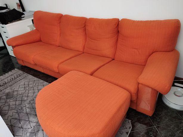 Sofá Lounge Usado