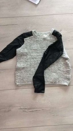 Sweter Reserved knitted