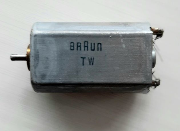 Микродвигатели  постоянного тока