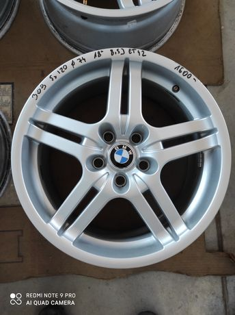 309 Felgi aluminiowe BMW R18 5x120 bardzo ładne