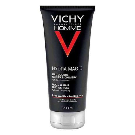 Vichy Homme Hydra Mag C żel pod prysznic (200 ml)