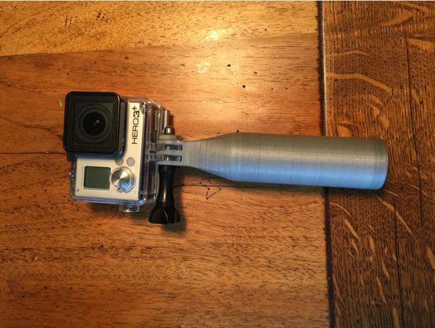 Kamery Go Pro Akcesoria w technologii FDM