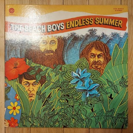 The Beach Boys, Endless Summer, Japan, ECS-90022, May 1975, Ideał
