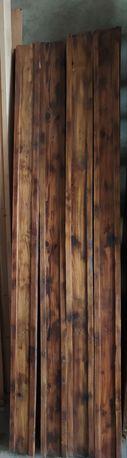 Drewniane belki sufitowe