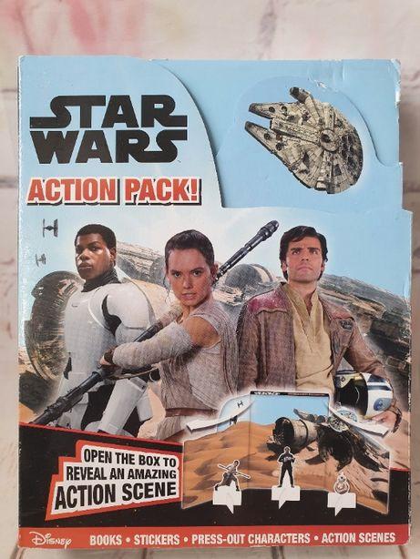 Звездные войны Star wars action pack
