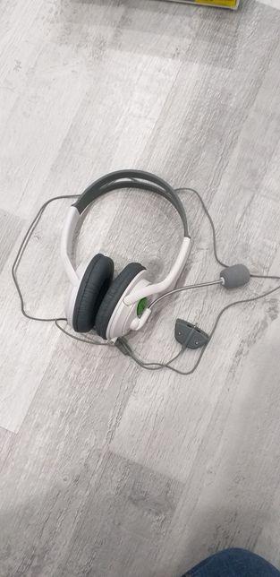 Słuchawki z mikrofonem do XBOX 360