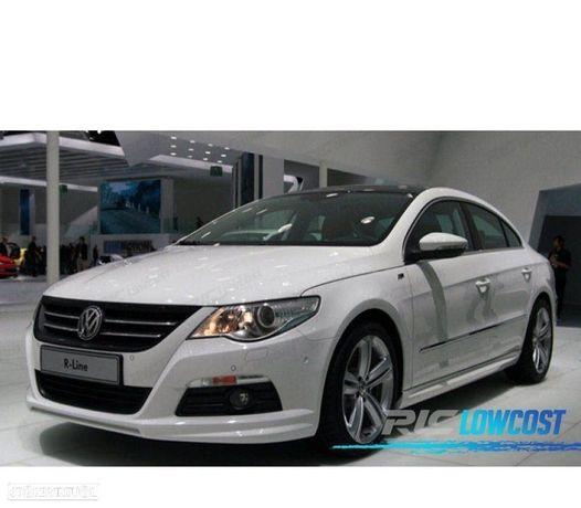 VW PASSAT CC SPOILER LIP FRONTAL 08-12