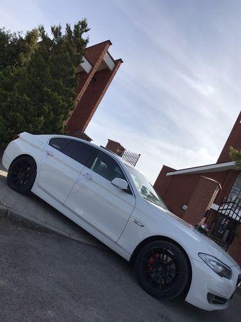 BMW 5 auto do ślubu, wesela - całe Lubelskie dobra cena