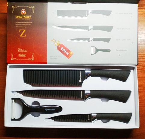 Набор профессиональных ножей