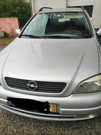Opel Astra Caravan 2000 diesel