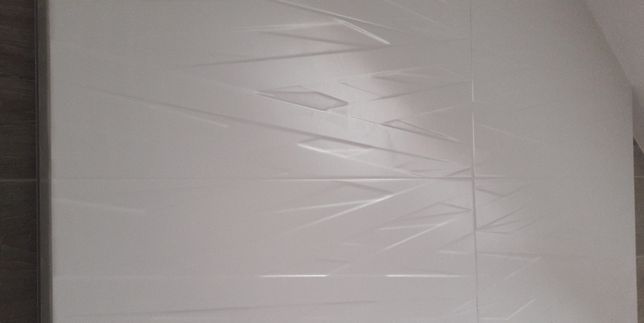 płytki paradyż elia bianco ściana B struktura