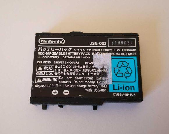 Bateria nintendo DS