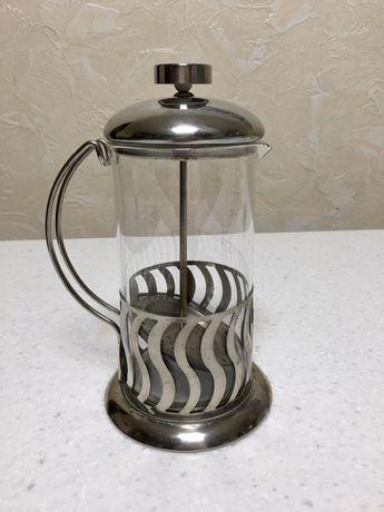 Заварник скляний для чаю