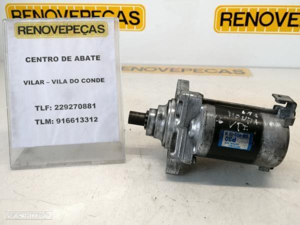 Motor De Arranque Honda Civic V Três Volumes (Eg, Eh)