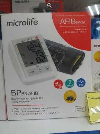тонометр Microlife BP B 3 AFIB