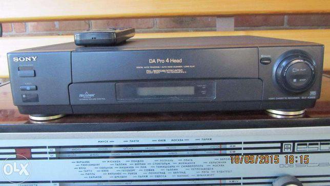 Продам видеомагнитофон Sony SLV-436EE