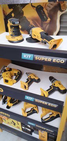 Máquinas Bateria Comum Power EGO