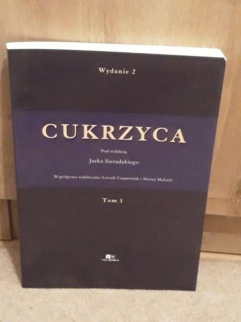 Cukrzyca tom 1. Jacek Sieradzki Białystok - image 1