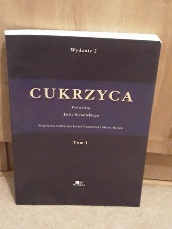 Cukrzyca tom 1. Jacek Sieradzki