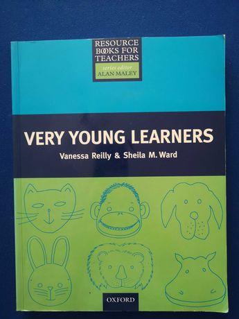 Podręcznik metodyka Very Young Learners Reilly Ward Oxford
