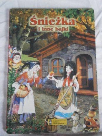 Śnieżka i inne bajki książka dla dzieci