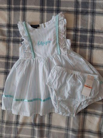 Нарядне плаття TOMMY HILFIGER для дівчинки 1 рочок